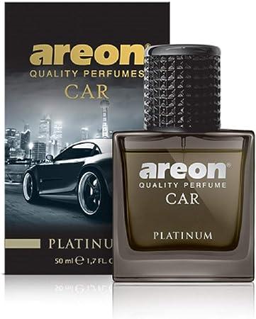 Lufterfrischer Areon Lux Parfüm Platin 50ml Auto
