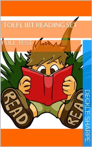 Download TOEFL iBT Reading set – Full Test Pdf