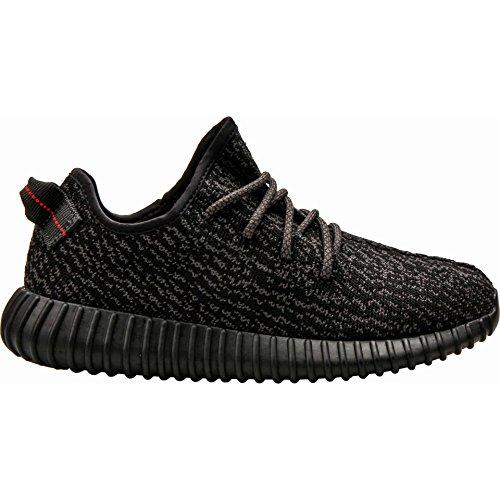 Adidas Yeezy Boost 350- limitada de la tela Negro con nosotros 8 Black