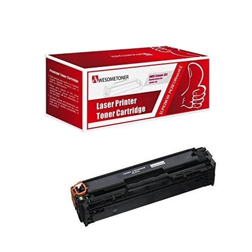 TopTech Toners Compatible Toner Cartridge Replacement for Canon 131 Use for Canon-LBF-7110 5 Pack MF8280 printers-