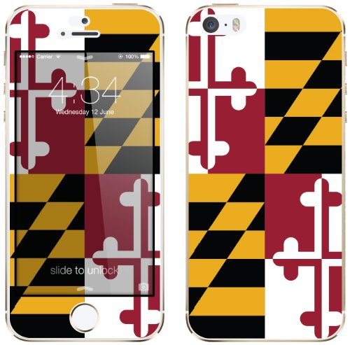 Cellet Maryland iPhone Black White