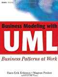 img - for By Eriksson - Business Patterns W/Uml (Omg): 1st (first) Edition book / textbook / text book