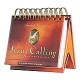 Dayspring 75621 Flip Calendar - Jesus Calling by Sarah Young