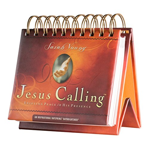 Dayspring 75621 Flip Calendar - Jesus Calling by Sarah - Outlet Idaho Mall