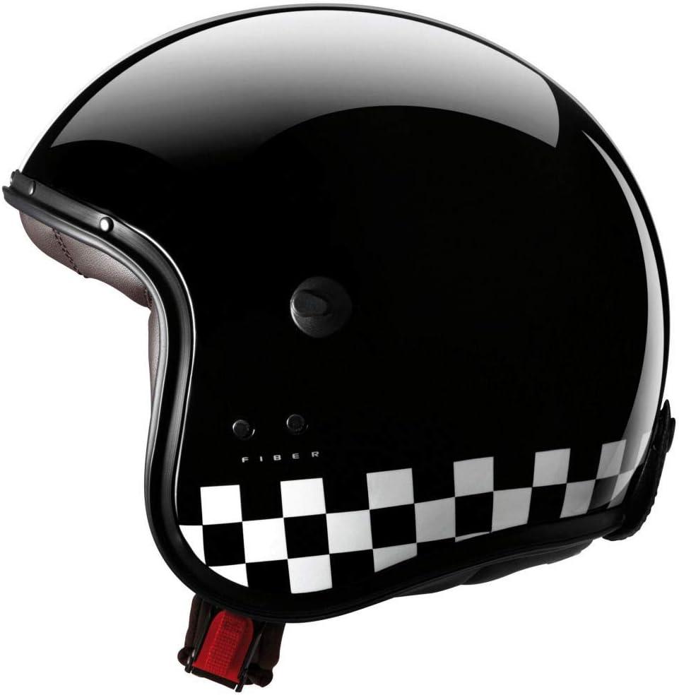 L Nero Caberg C4CA0317 Casco Moto