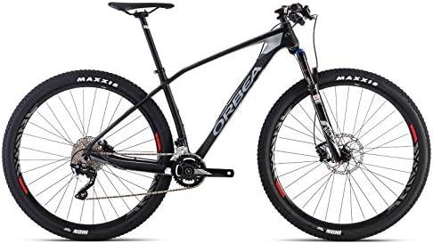 Bicicleta Montaña Orbea alma M50, 29 pulgadas, talla L, negro ...