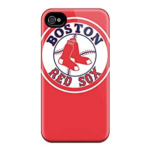 Cometomecovers Shockproof Scratcheproof Boston Red Sox Hard Cases Covers For Iphone 6