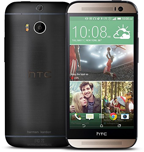 HTC One M8 32GB Harman/Kardon Edition - Black (Sprint) (Certified Refurbished)