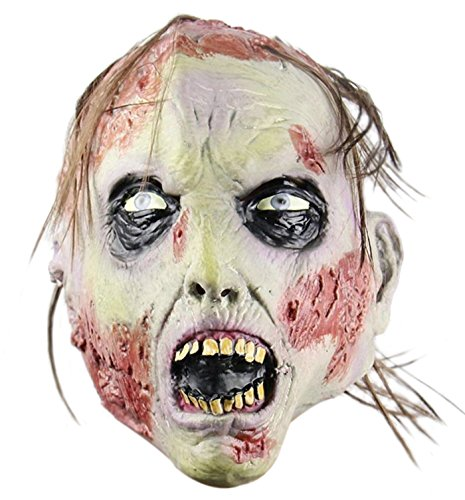 Undead Kids Latex Mask (MTFS Halloween Undead Scary Zombie Mask (Zombie Mask))