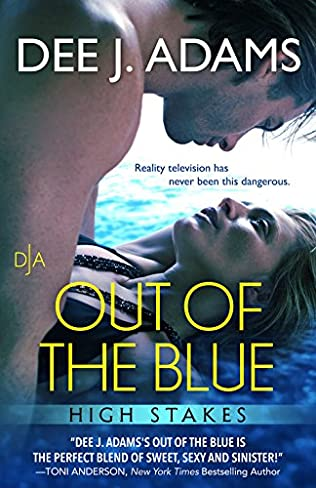 book cover of Out of the Blue