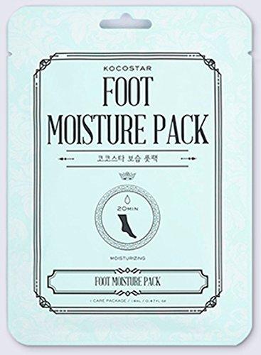 KOCOSTAR Foot Moisture Pack 10 Treatment -