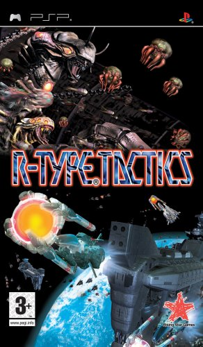 R Type tactics (PSP) [UK IMPORT]