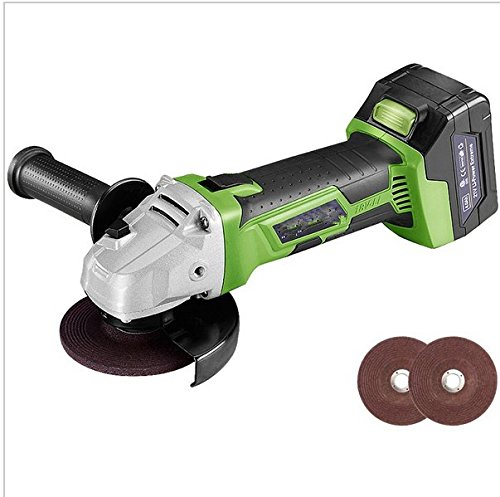 GOWE 100mm 18V 6000RPM 1.5N.M Recharagle Li-ion Battery Angle Grinder Tool With 4.0Ah Review