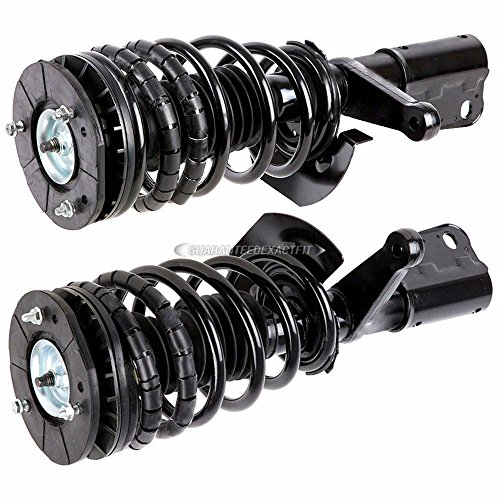 Pair Front Complete Strut & Spring Assembly For Chevy Corsica Buick Skylark - BuyAutoParts 75-822312C New