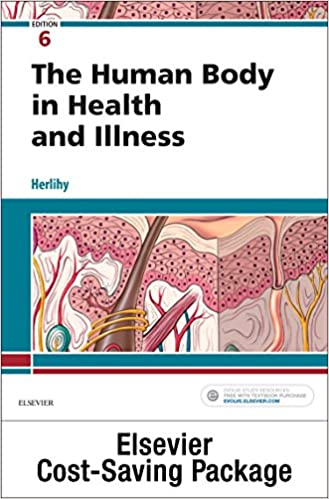 The Human Body in Health and Illness - Text and Study Guide package