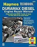 Duramax Diesel Engine Repair Manual (Haynes Techbook)