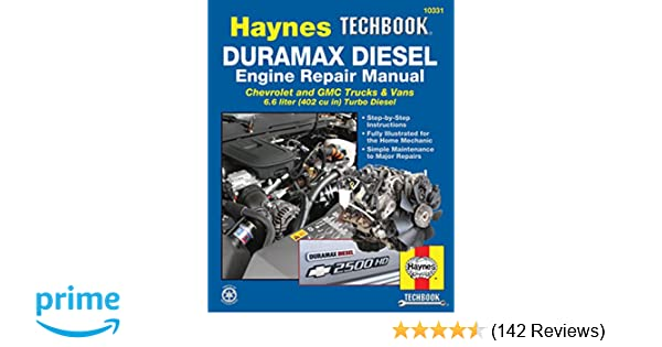 duramax diesel engine repair manual haynes techbook haynes rh amazon com 2000 GMC C6500 GVWR 2000 GMC C6500 GVWR
