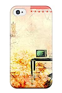 Awesome Case Cover/iphone 4/4s Defender Case Cover(retro)
