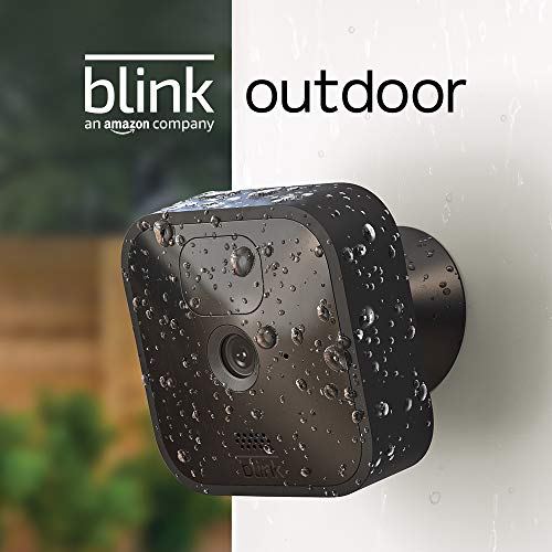 Blink Outdoor – wireless, weather-resistant HD security camera