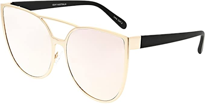 9525b9208473e Amazon.com  Quay Women s Sorority Princess Sunglasses