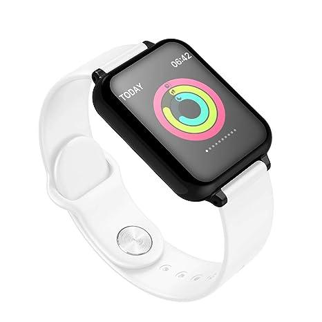 Amazon.com: Zzrp - Reloj inteligente con pantalla de color ...
