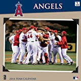 Turner - Perfect Timing 2014 Angels Team Wall Calendar, 12 x 12 Inches (8011406)