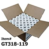 Gorilla Supply (50) 1ply Thermal Paper Rolls 3-1/8 X 119ft
