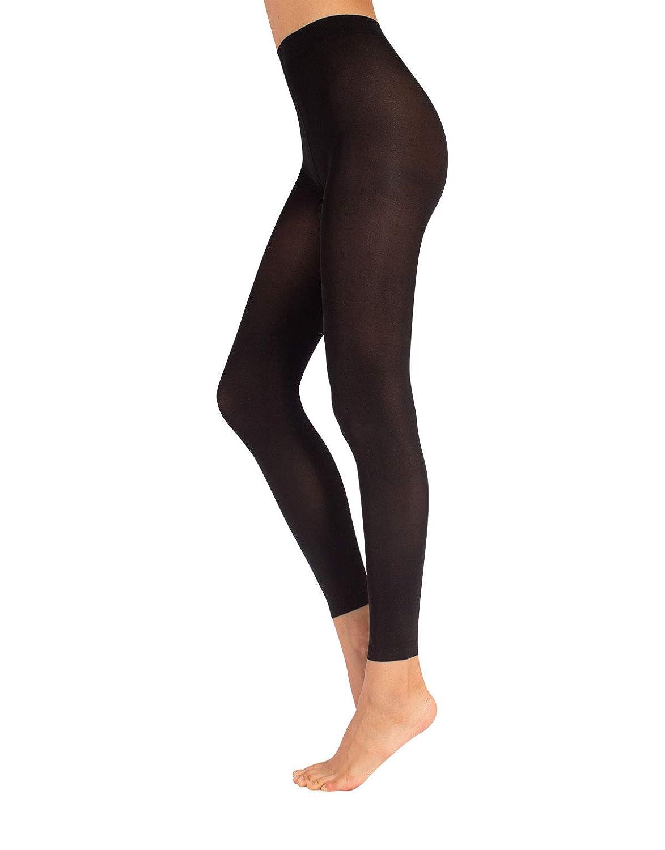S//M Women/'s Shiny Leggings with Skulls M//L