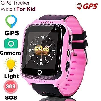 DKHSKITFJRLO Pulsera de actividad GPS reloj inteligente con ...