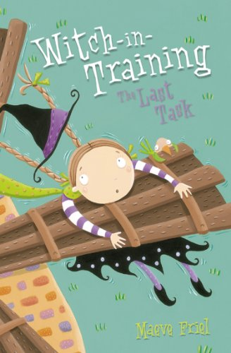 The Last Task (Witch-in-Training, Book 8) -