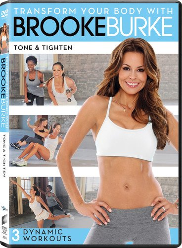 Transform Your Body With Brooke Burke   Tone   Tighten