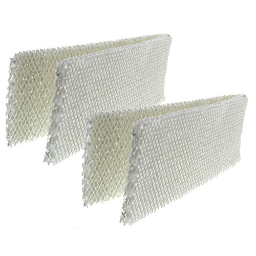 (Tier1 Replacement for Kaz & Emerson WF1 HDF-1 Models 885 3000 Humidifier Wick Filter 2 Pack)