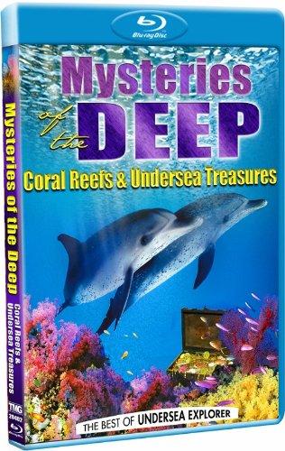 Mysteries of the Deep: The Best of Undersea Explorer - Coral Reefs & Undersea Treasures [Blu-ray]