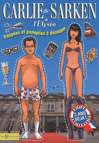Carlie & Sarken à l'Elysée (French Edition)