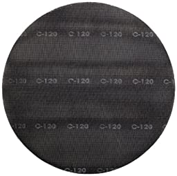 Glit 42011 Large Mesh Sandscreen Floor Pad, Silicon Carbide, 19\