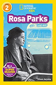 National Geographic Readers: Rosa Parks (Readers Bios) by [Jazynka, Kitson]