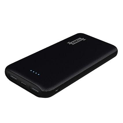 Amazon.com: Tonv - Batería portátil de 10000 mAh con ...