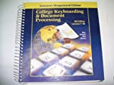 img - for Gregg College Keyboarding & Document Processing: Lessions 1-60 book / textbook / text book