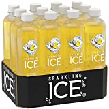 Sparkling Ice Coconut Pineapple, 17 Ounce Bottles (Pack of 12)