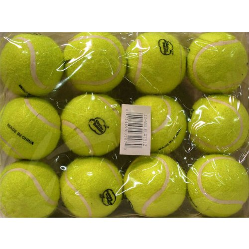 SKY BOUNCE BALL TENNIS BULK (12PK), My Pet Supplies