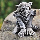 Cheap Fiddlehead Fairy Village Snark the Troll with Bonus Novelty Fairies Bill and 3″ Round Decal