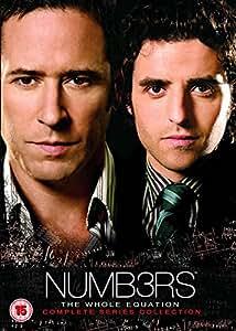 Numbers  Complete Boxset (31 Dvd) [Edizione: Regno Unito] [Reino Unido]