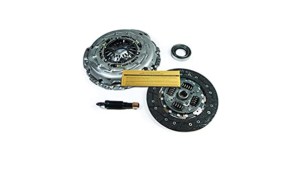 Amazon.com: LuK REPSET CLUTCH KIT fits 2005-07 INFINITI G35 05-06 NISSAN 350Z 3.5L V6 VQ35DE: Automotive