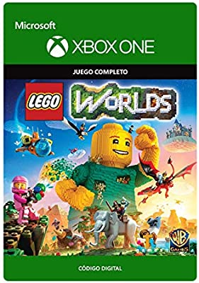LEGO Worlds   Xbox One - Código de descarga: Amazon.es: Videojuegos
