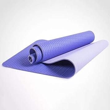 Yoga Mat - Eco Friendly Antideslizante Yoga Mat Ejercicio ...