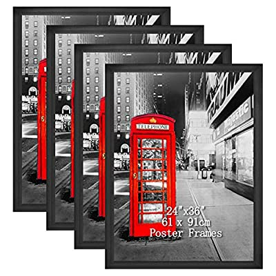 Amazing Roo Black Picture Frame 12x18 18x24 16x20 24x36 Poster Frames Set