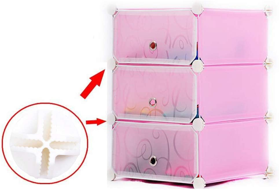 40Pcs Connecteurs en Plastique Cube Connecteurs pour Rayonnage et Armoire modulaire Organiseur Dressing Fermoir Boucle Clip Connecteurs /à boucle pour armoire de rangement