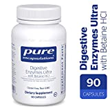Pure Encapsulations - Digestive Enzymes Ultra with Betaine HCl - Comprehensive Blend of