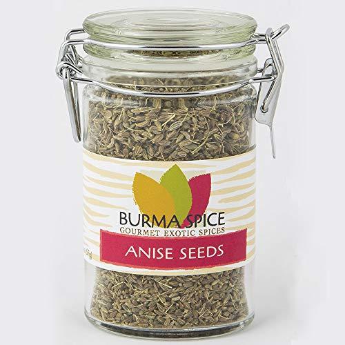 Anise Seeds Dried & Whole Spice : Loose Leaf Herbal Tea : KOSHER (2oz.)