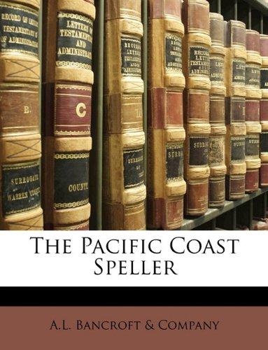 Download The Pacific Coast Speller pdf epub